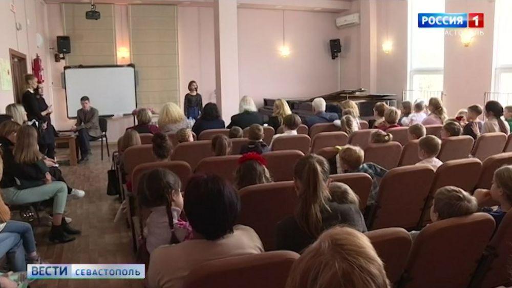 В музыкальном театре Ильи Резника будут заниматься около 100 севастопольских детей