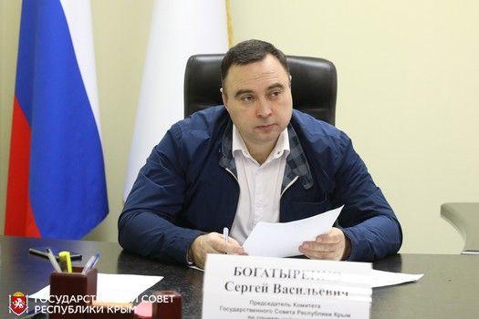 Сергей Богатыренко выслушал проблемы крымчан