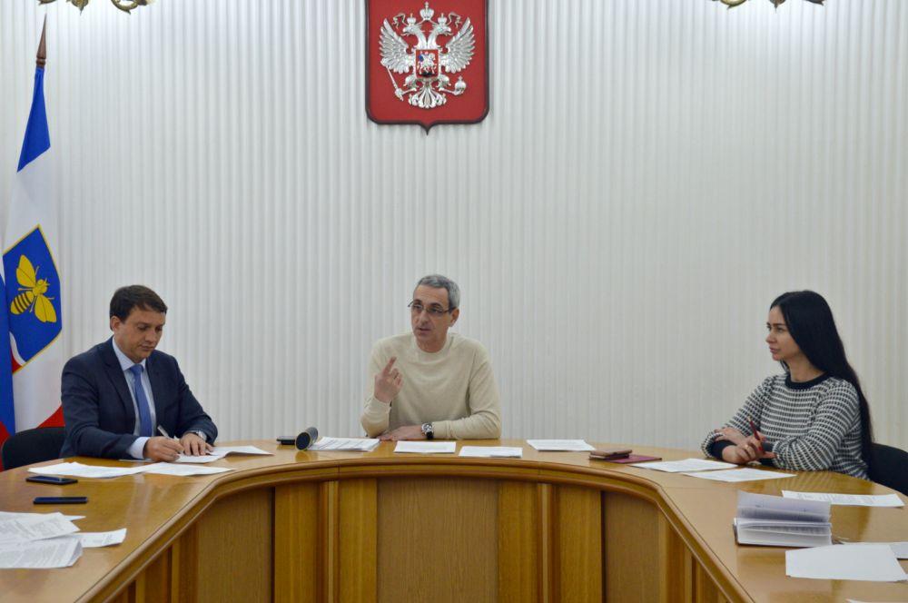 Прошло заседание постоянного комитета горсовета