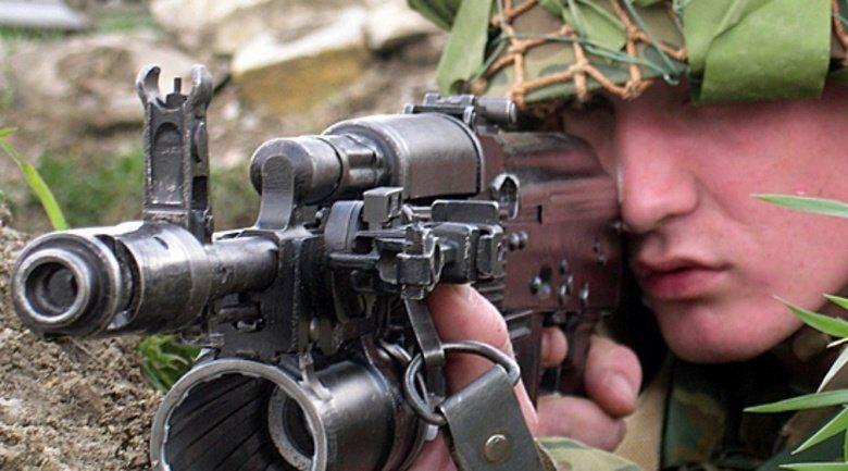На полигоне под Симферополем проходят учения армейского корпуса ЧФ