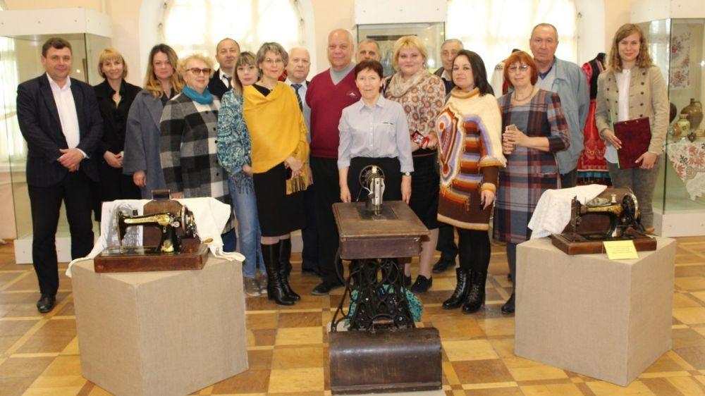В рамках акции «Подарок музею» в фонды Крымского этнографического музея поступили 342 предмета