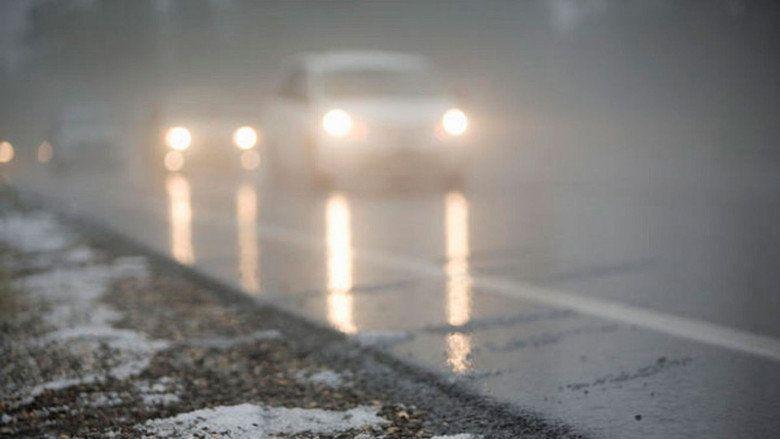 15 января в Симферополе ожидаются туман и гололед