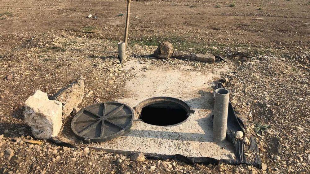 Госинспекторами Минприроды Крыма в Симферопольском районе выявлен факт эксплуатации скважины без лицензии