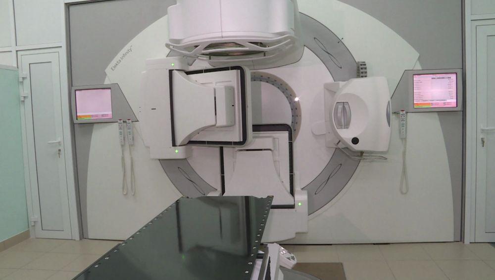 Первые пациенты севастопольского онкодиспансера готовятся к лучевой терапии