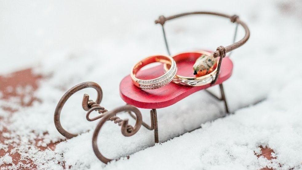 За праздничные дни января в Крыму проведено 176 свадеб