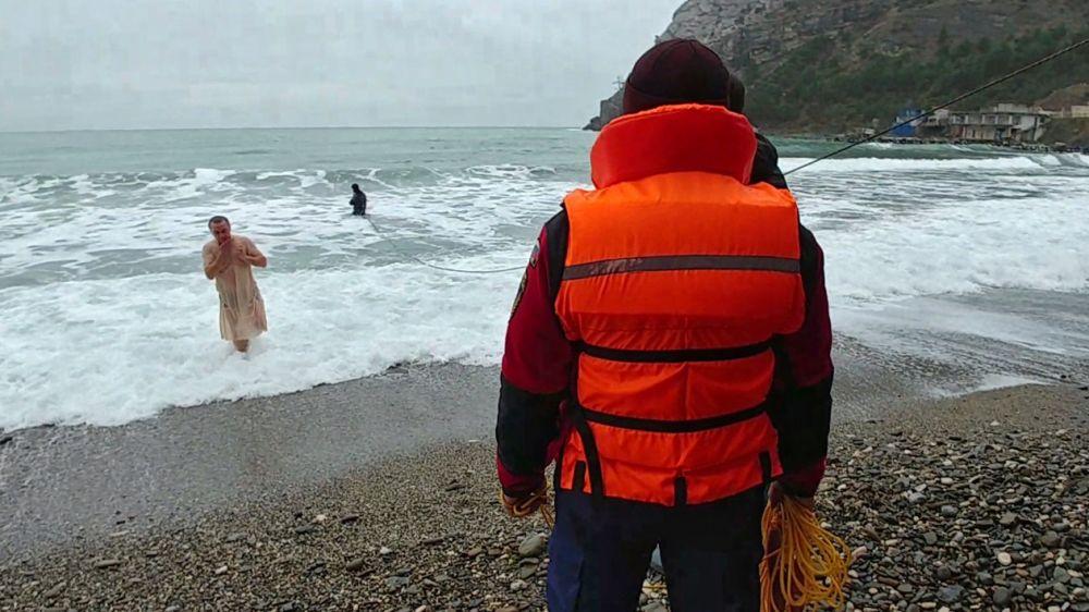 Сергей Шахов: Подготовка к безопасному проведению крещенских купаний находится на контроле МЧС Республики Крым