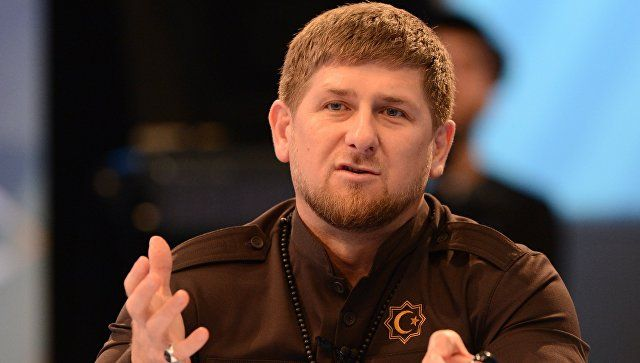 """Кадыров временно покинул пост из-за """"нетрудоспособности"""""""