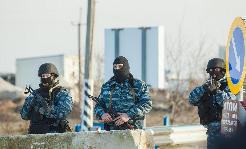 На Украине будут судить бойца «Беркута». За референдум в Крыму и дежурство на Чонгаре