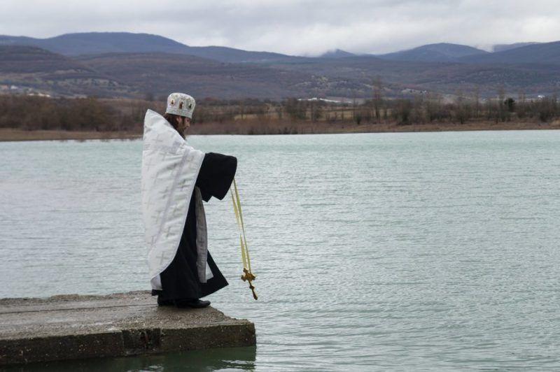 Крещение Господне: где в Севастополе состоятся массовые купания