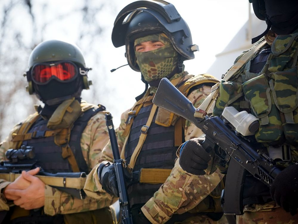 Росгвардия взяла под контроль «Скорою помощь» в Крыму