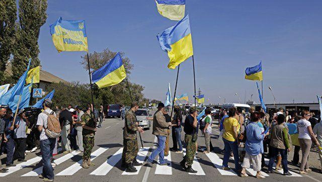 """Чубаров назвал возможные сроки проведения """"марша достоинства"""" в Крым"""