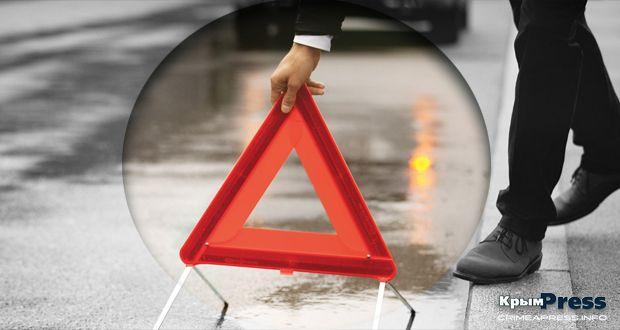 ДТП в Керчи: в аварии пострадала пешеход