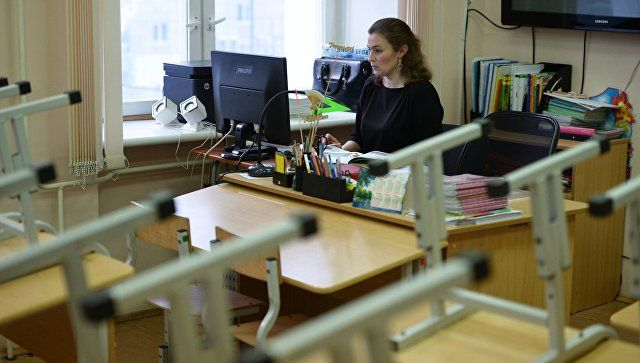 В Крыму рассказали о зарплатах учителей