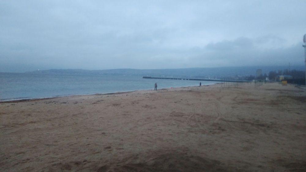 Незаконно размещенная спортивная площадка в районе Черноморской набережной демонтирована