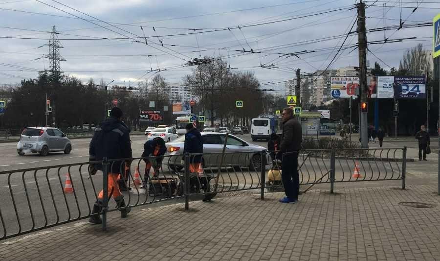 Севастополь ждёт новый транспортный коллапс из-за нового водовода