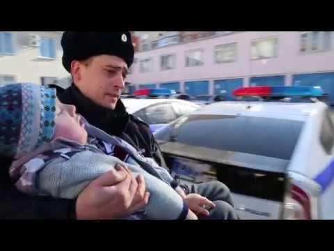 Правоохранители Симферополя исполнили заветную мечту мальчика-инвалида