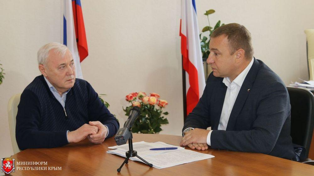 Сергей Зырянов: Региональные проекты в рамках нацпроекта «Цифровая экономика» успешно реализуются в Крыму