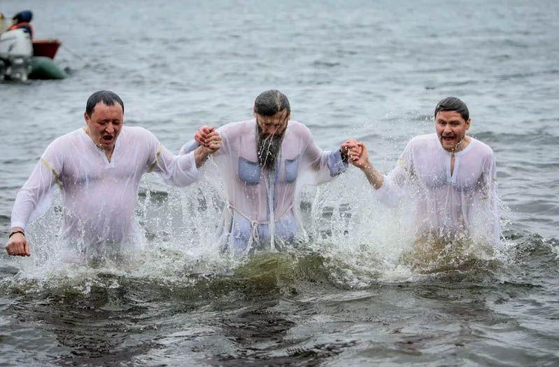 Какая погода ждет крымчан на Крещение