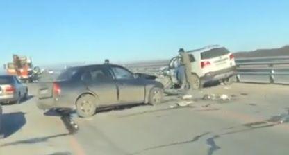 На трассе «Севастополь – Симферополь» столкнулись автомобили