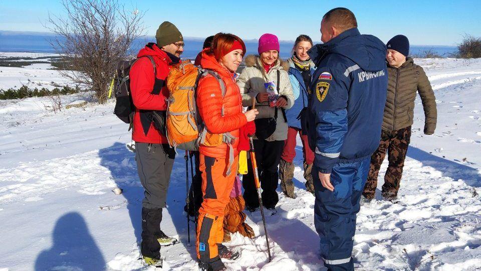 МЧС РК: Регистрация туристических групп позволит оперативно оказать необходимую помощь в случае возникновения непредвиденных обстоятельств