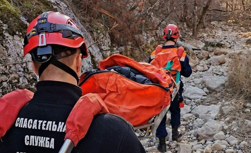 Инцидент «на Крещение» в каньоне Узунджа
