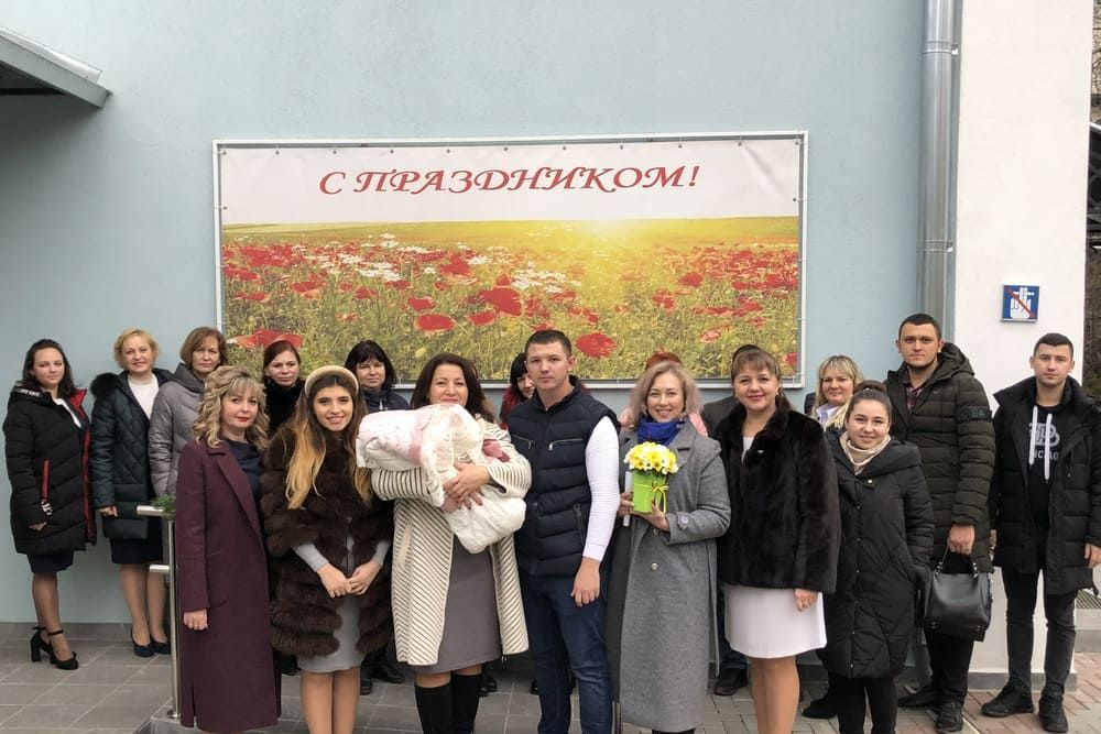 Бэби-бум в Симферополе: 20 дней января – 200 новорожденных