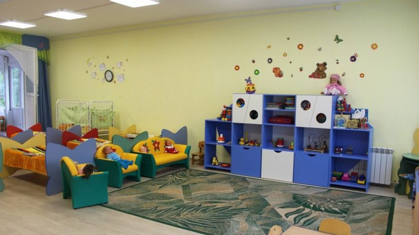 В Симферополе строят два современных детских садика