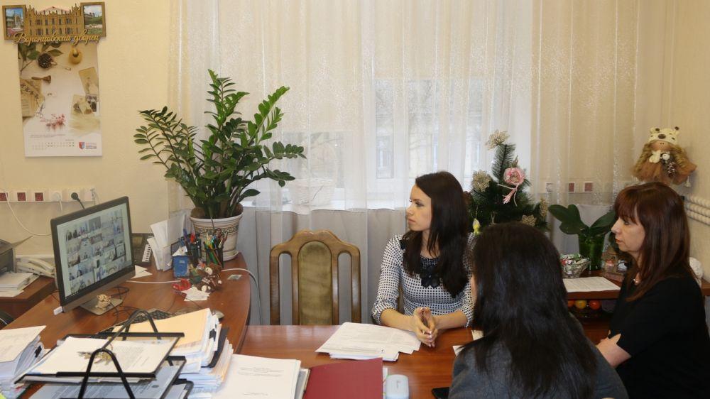 Руководители Минкульта Крыма приняли участие в селекторном совещании по вопросам реализации нацпроекта «Культура»