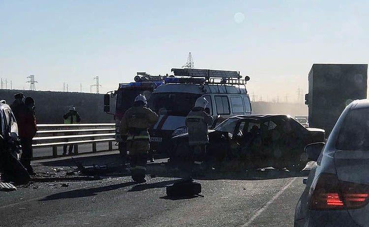 В ДТП под Бахчисараем пострадали два человека