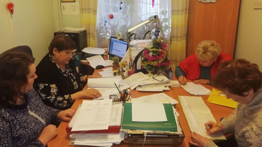 Сотрудниками Государственного комитета по делам архивов Республики Крым осуществлена консультативно-методическая помощь