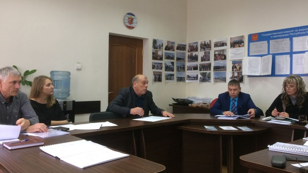 Игорь Вайль провел заседание научно-технического совета