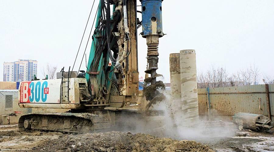 Подрядчик строительства симферополького коллектора приступил к подготовительным работам