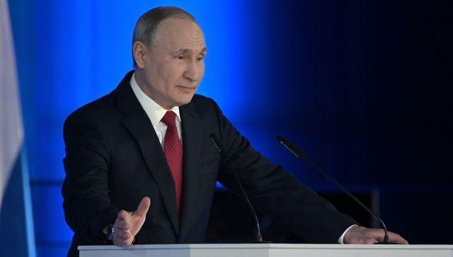 Путин прокомментировал обновление российского правительства