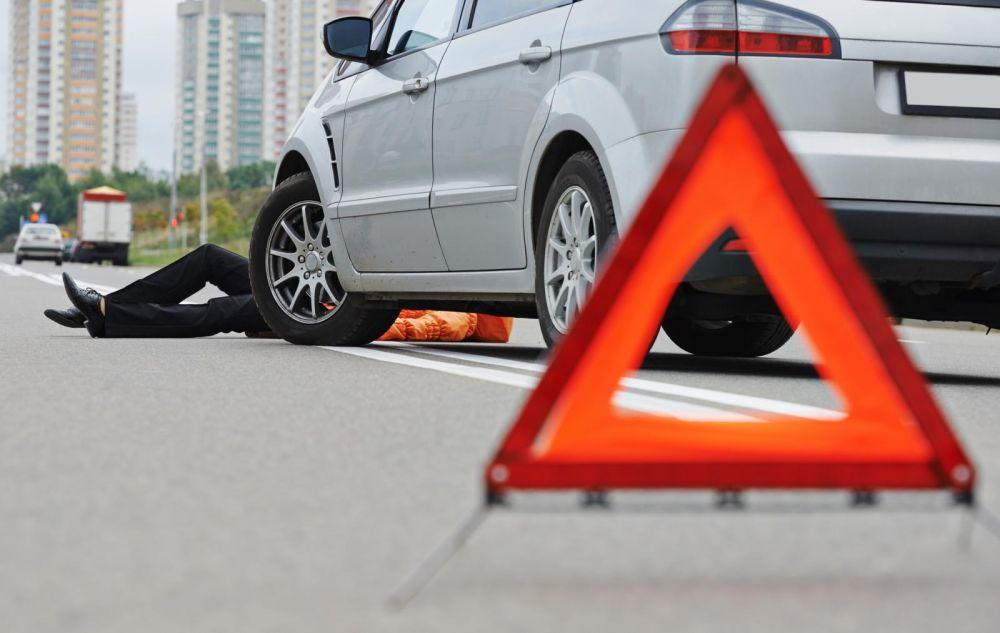 В Симферополе сбили несовершеннолетнего пешехода