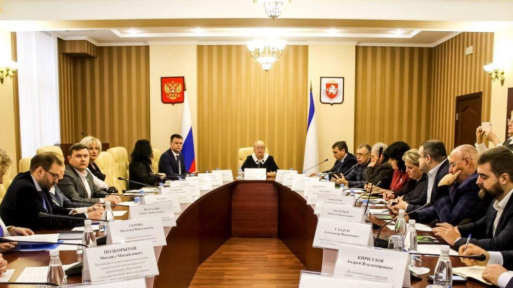 Андрей Васюта принял участие в обсуждении мер поддержки промышленных предприятий