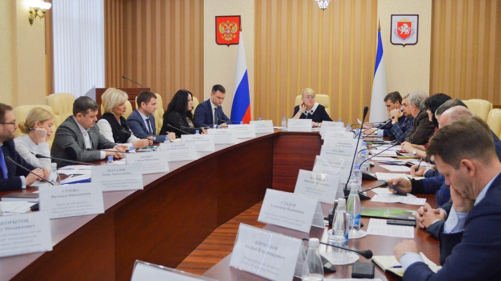 В Совете министров РК обсудили меры поддержки для промышленных предприятий