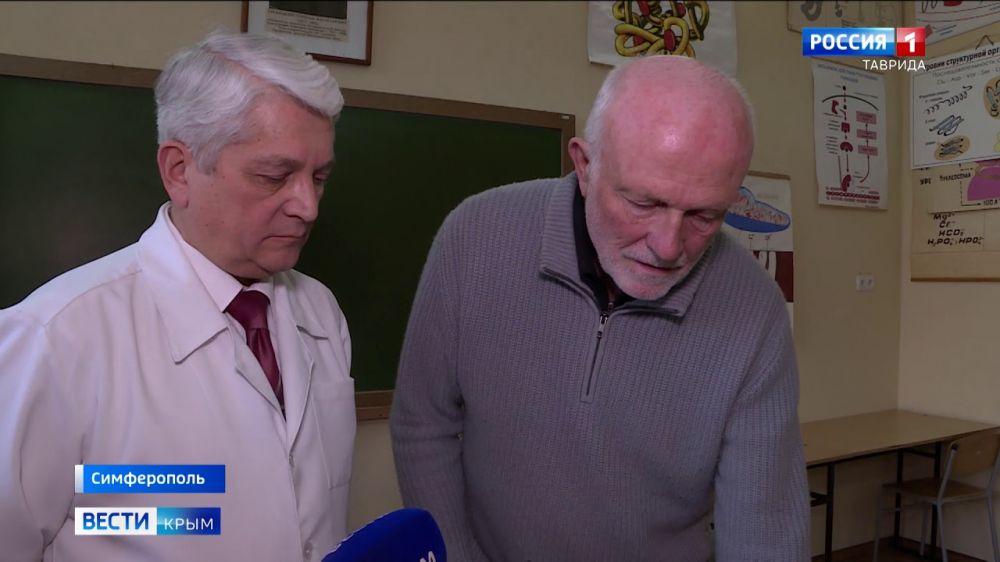 Открытие мирового уровня в области биохимии сделал крымский ученый