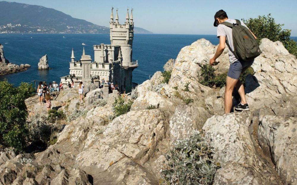Крым в первой тройке регионов популярных для авторских туров