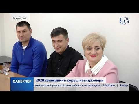 Хаберлер ( на крымскотатарском языке) 20.01.2020