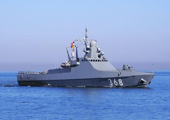 Учения на Черноморском флоте: на воде и на суше