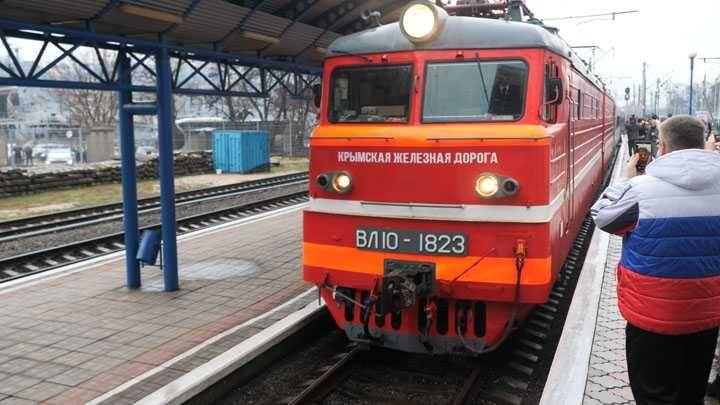 В Минтрансе назвали сроки запуска поезда из Севастополя в Москву