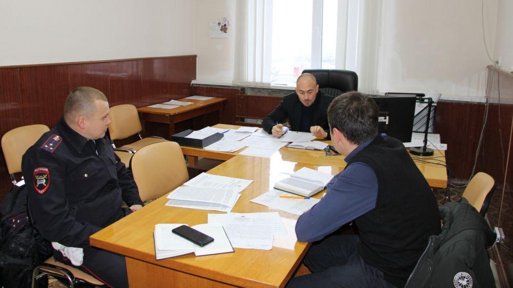 Под руководством Александра Морозова состоялось заседание комиссии по безопасности дорожного движения в Бахчисарайском районе