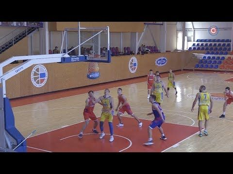 На паркете спортклуба «Муссон» состоялись матчи второго тура чемпионата Севастополя по баскетболу