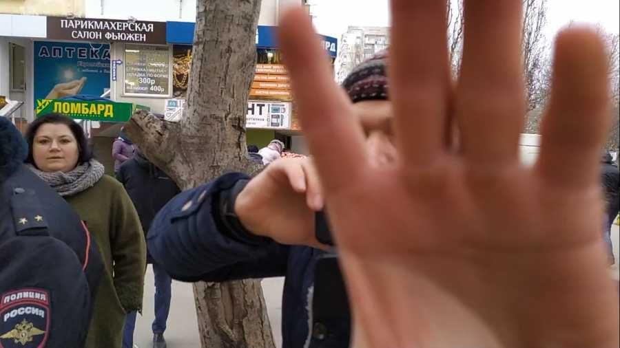 В Севастополе во время рейда по торговым точкам исчез продавец