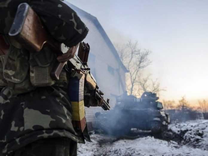 Боевик ВСУ расстрелял сослуживца из-за спора о Порошенко и Зеленском