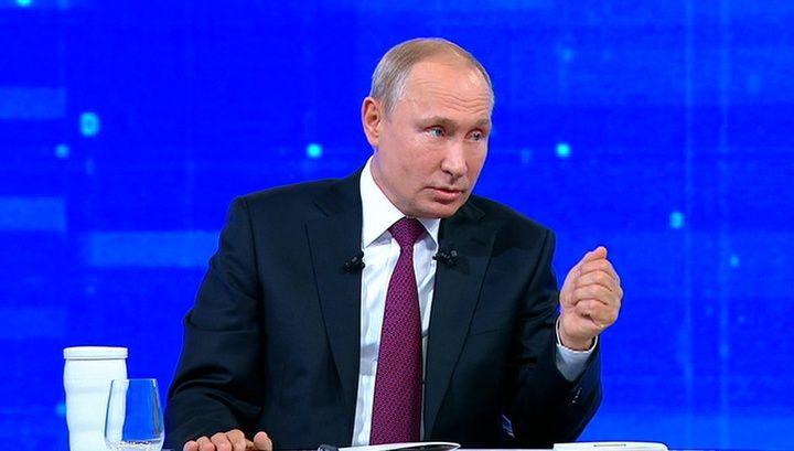 Путин высказался о «группах смерти» в социальных сетях