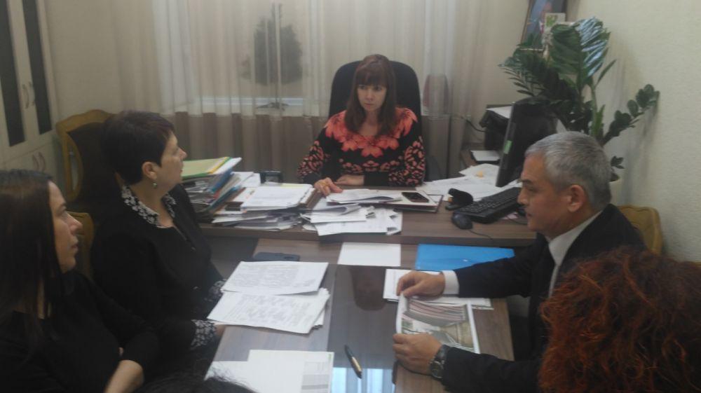 В Минкульте Крыма состоялось рабочее совещание с руководителями структурных подразделений сферы культуры Ялты и Нижнегорского района