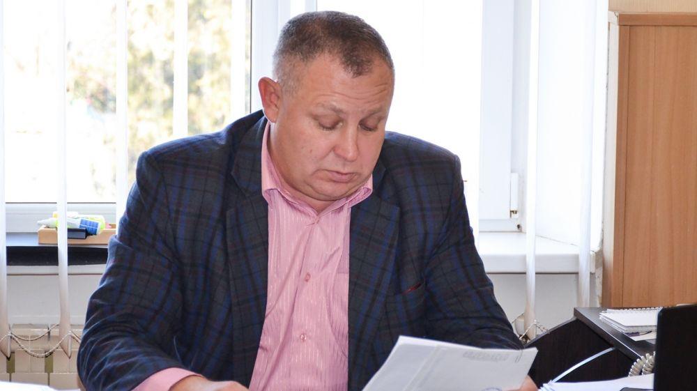 Владимир Кульнев провел прием граждан по личным вопросам