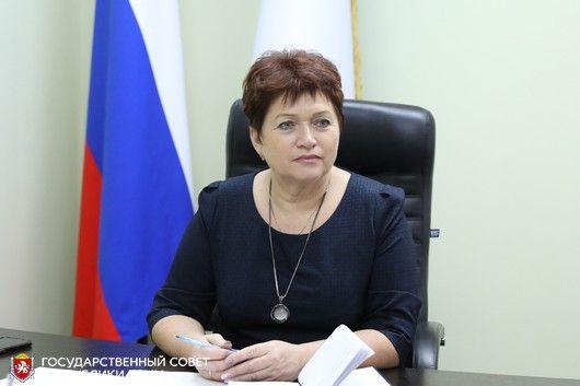Алла Пономаренко выслушала проблемы крымчан