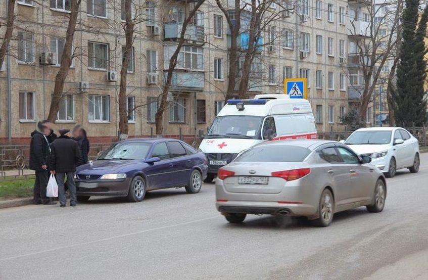 ДТП в Керчи: пострадал пешеход